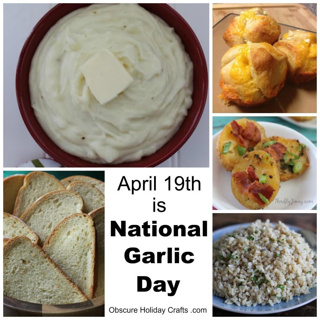 NationalGarlicDay