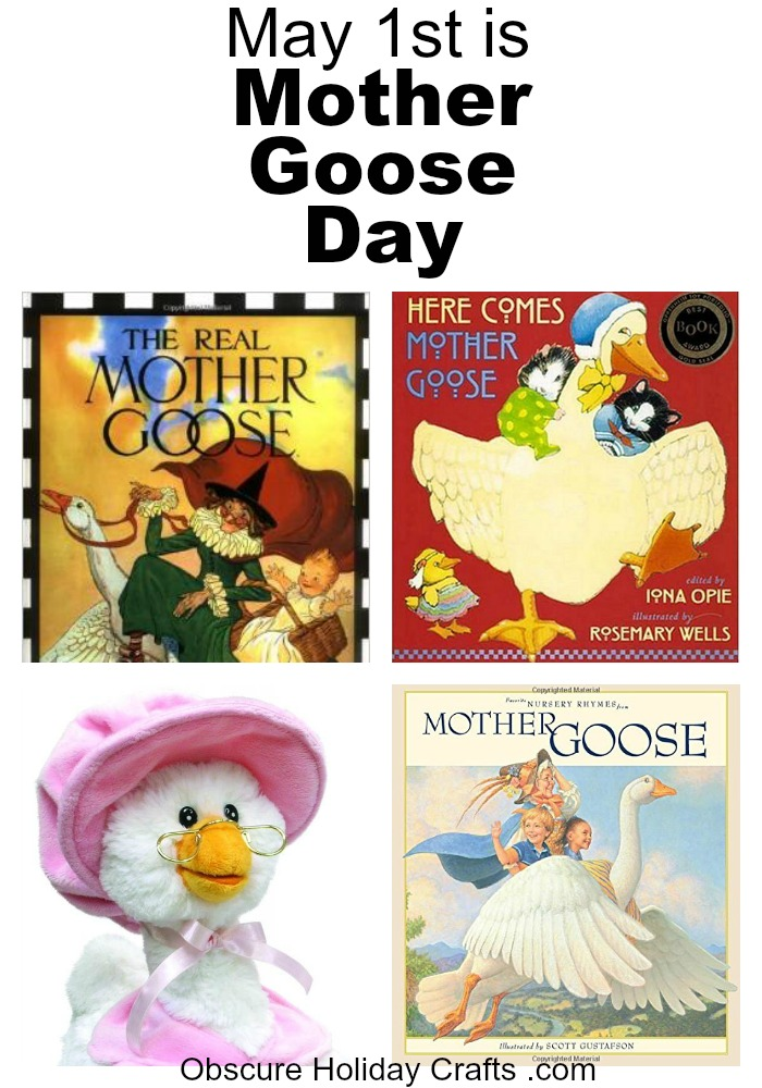 mother goose day